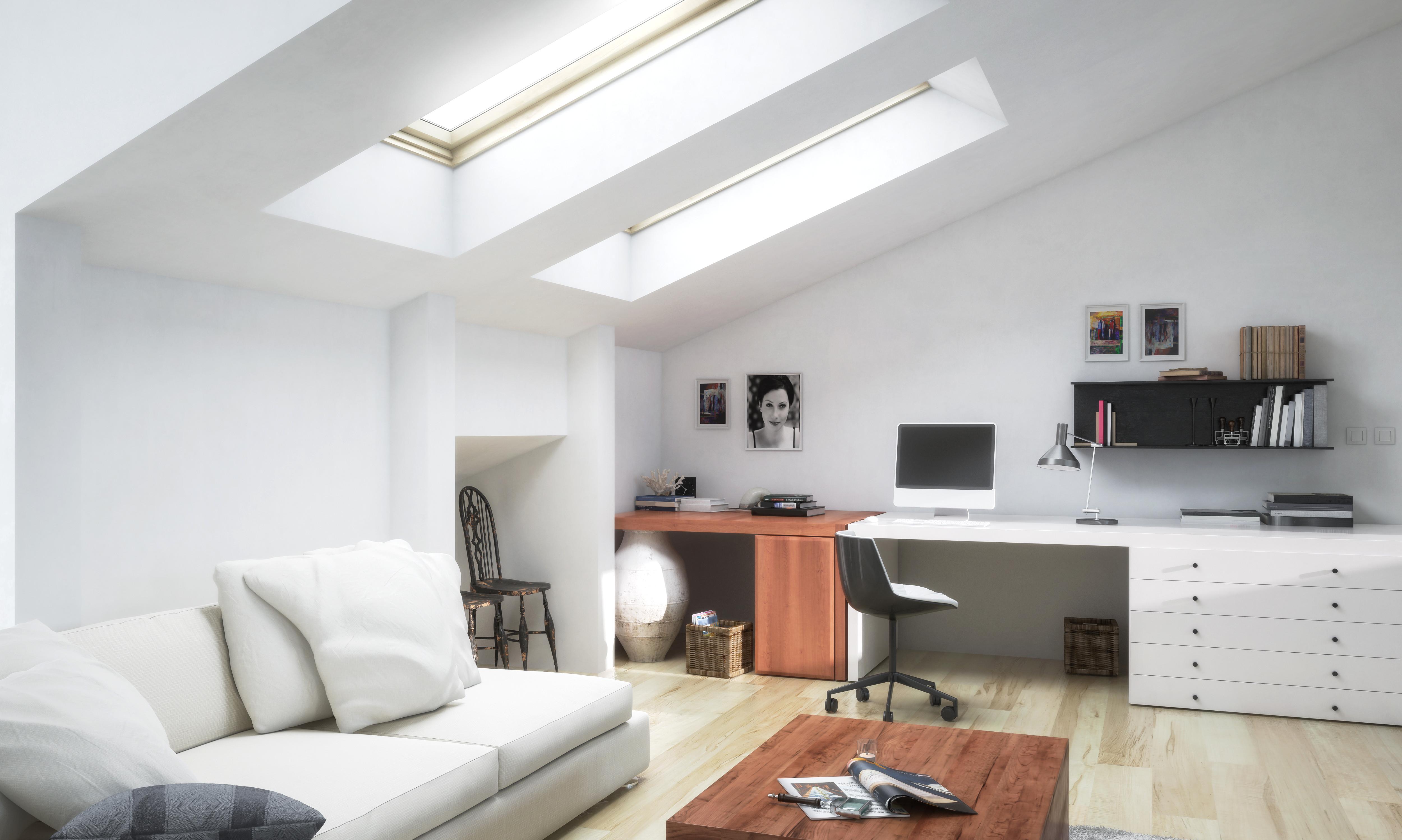 am nager un grenier en chambre id es d coration id es. Black Bedroom Furniture Sets. Home Design Ideas
